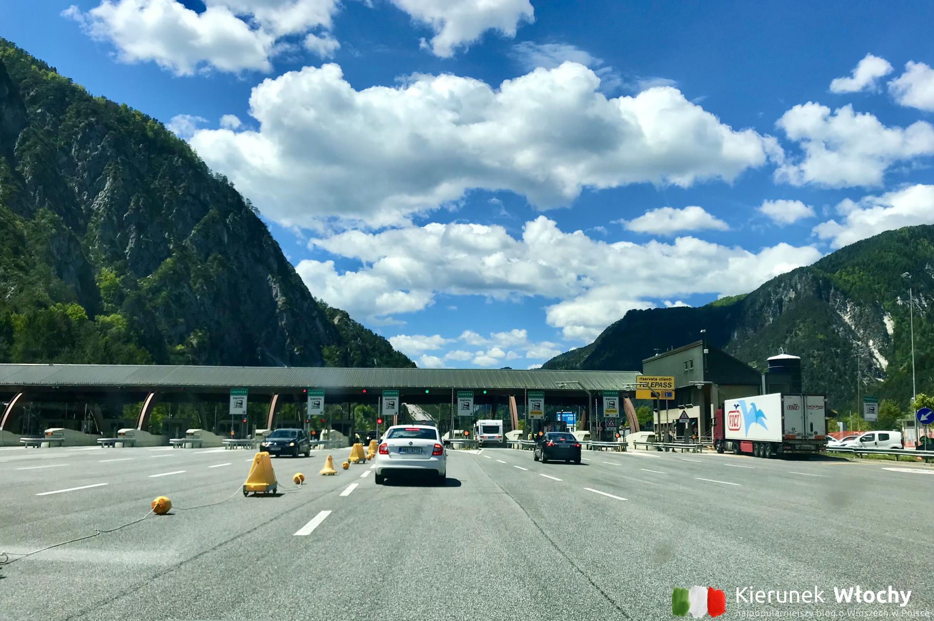 Opłaty za autostrady we Włoszech - jakie są ceny autostrad we Włoszech w 2021?