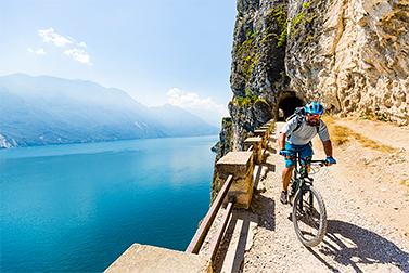 Rowerem przez Włochy