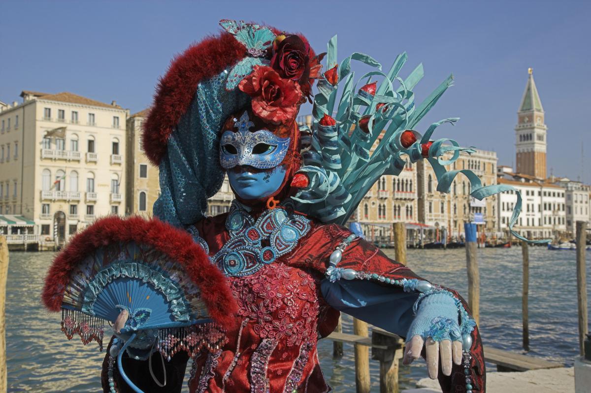 Karnawał w Wenecji, Włochy