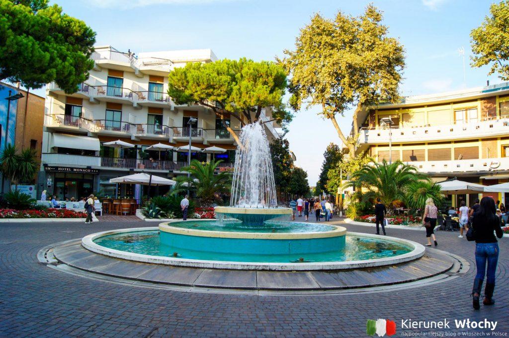 Lignano, Friuli - Wenecja Julijska, Włochy (fot. Łukasz Ropczyński, kierunekwlochy.pl)