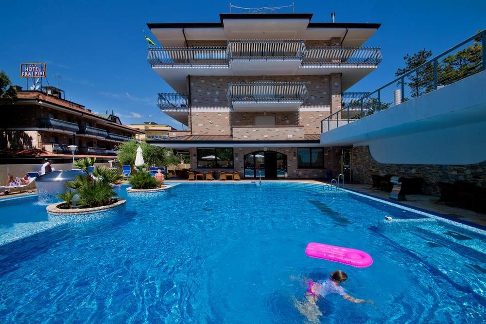 Hotel & Wellness Fra I Pini*** w Lignano Sabbiadoro (fot. Łukasz Ropczyński, kierunekwlochy.pl)
