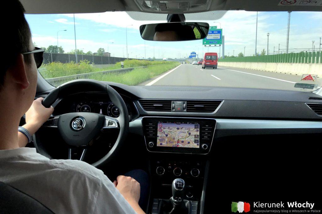 do Lignano zawsze przyjeżdżamy samochodem - jedziemy tyle samo czasu co nad Bałtyk (fot. Łukasz Ropczyński, kierunekwlochy.pl)