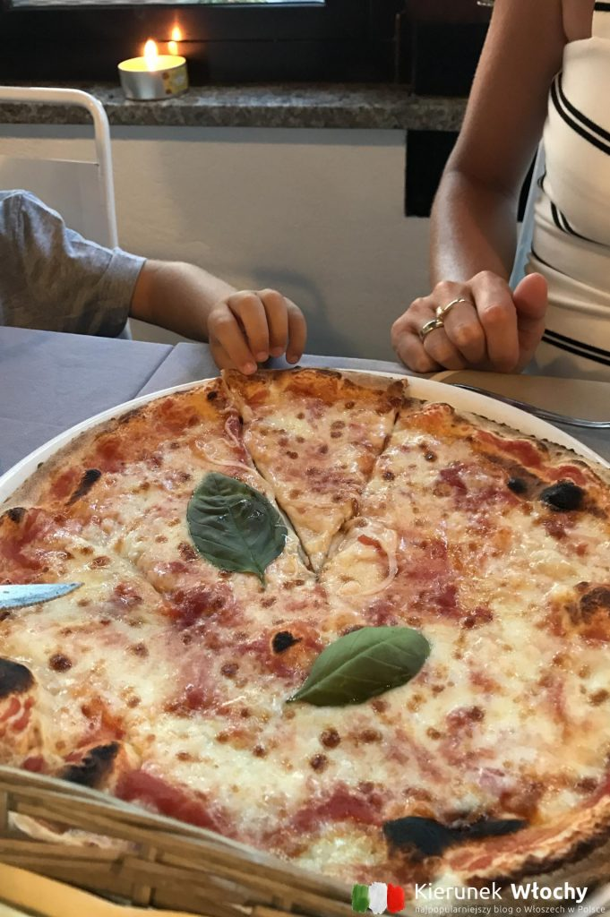 ...albo oczywiście pizzę (fot. Łukasz Ropczyńska, kierunekwlochy.pl)