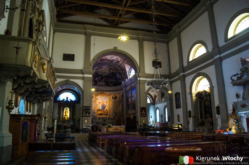 wnętrze katedry (fot. Łukasz Ropczyński, kierunekwlochy.pl)