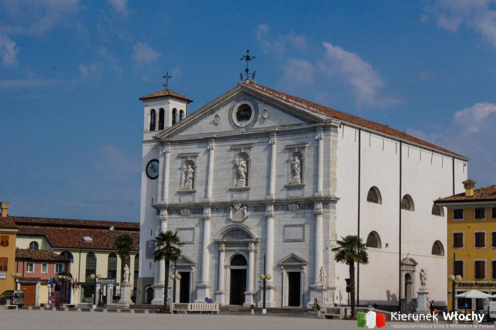 katedra w Palmanova, Friuli Wenecja Julijska, Włochy (fot. Łukasz Ropczyński, kierunekwlochy.pl)