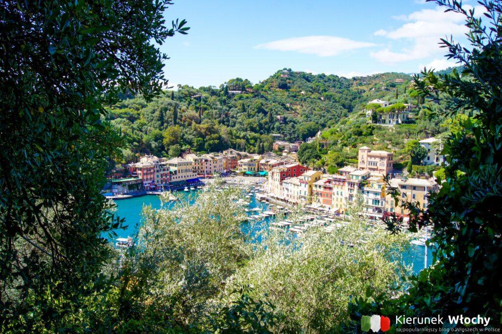 Portofino, Riwiera Włoska, Liguria, Włochy (fot. Łukasz Ropczyński, kierunekwlochy.pl)