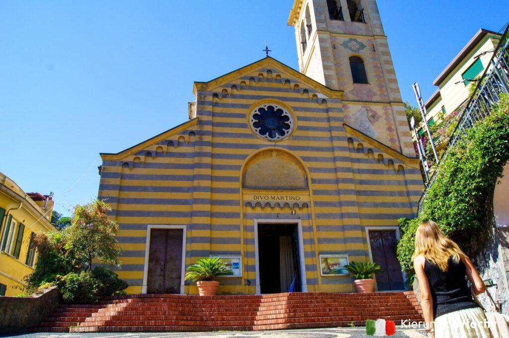 Kościół San Martino (fot. Łukasz Ropczyński, kierunekwlochy.pl)