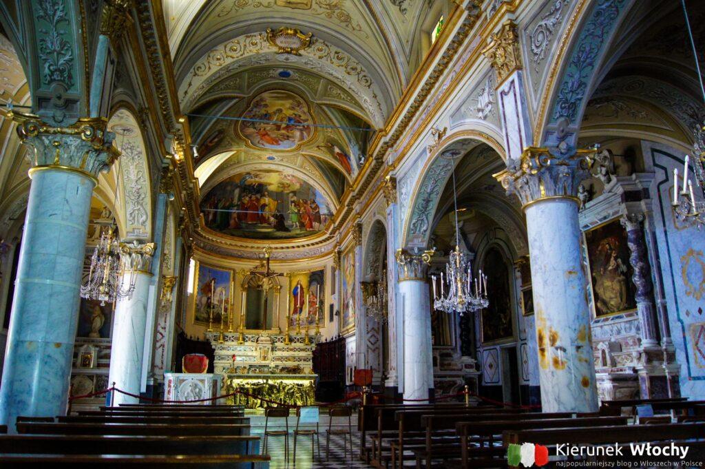 Kościół San Martino w Portofino, Riwiera Włoska, Liguria (fot. Łukasz Ropczyński, kierunekwlochy.pl)