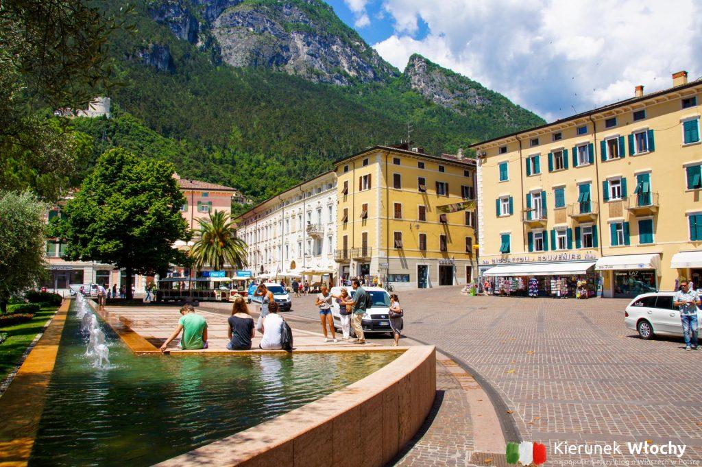 Riva del Garda, Trentino, Włochy (fot. Łukasz Ropczyński, kierunekwlochy.pl)