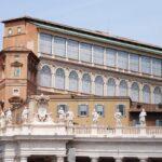 Apartamenty papieskie, Watykan (fot. Ana Rey)