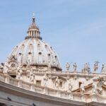 Bazylika św. Piotra, Watykan (fot. Ana Rey)