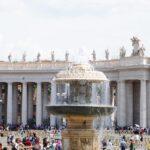 Plac św. Piotra, Watykan (fot. Ana Rey)