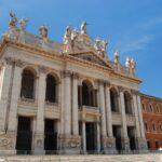 Bazylika św. Jana na Lateranie, Rzym, Włochy (fot. Ana Rey)