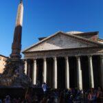 Panteon w Rzymie, Włochy (fot. Ana Rey)