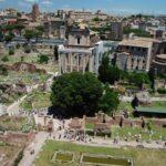 Palatyn, Rzym, Włochy (fot. Ana Rey)