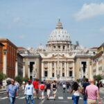 Plac św. Piotra, Rzym, Włochy (fot. Ana Rey)