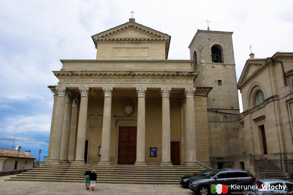 Bazylika San Marino (fot. Łukasz Ropczyński, kierunekwlochy.pl)