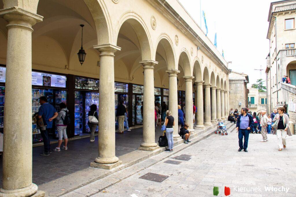historyczne centrum miasta (fot. Łukasz Ropczyński, kierunekwlochy.pl)