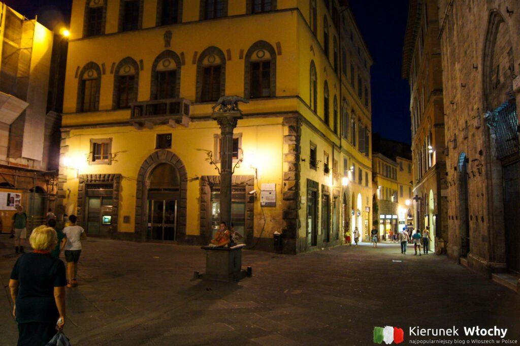 historyczne centrum Sieny (fot. Łukasz Ropczyński, kierunekwlochy.pl)