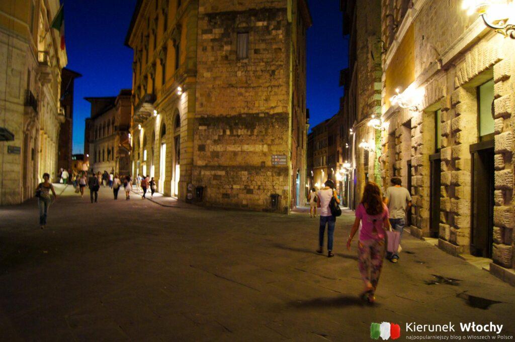 Siena, Toskania, Włochy (fot. Łukasz Ropczyński, kierunekwlochy.pl)