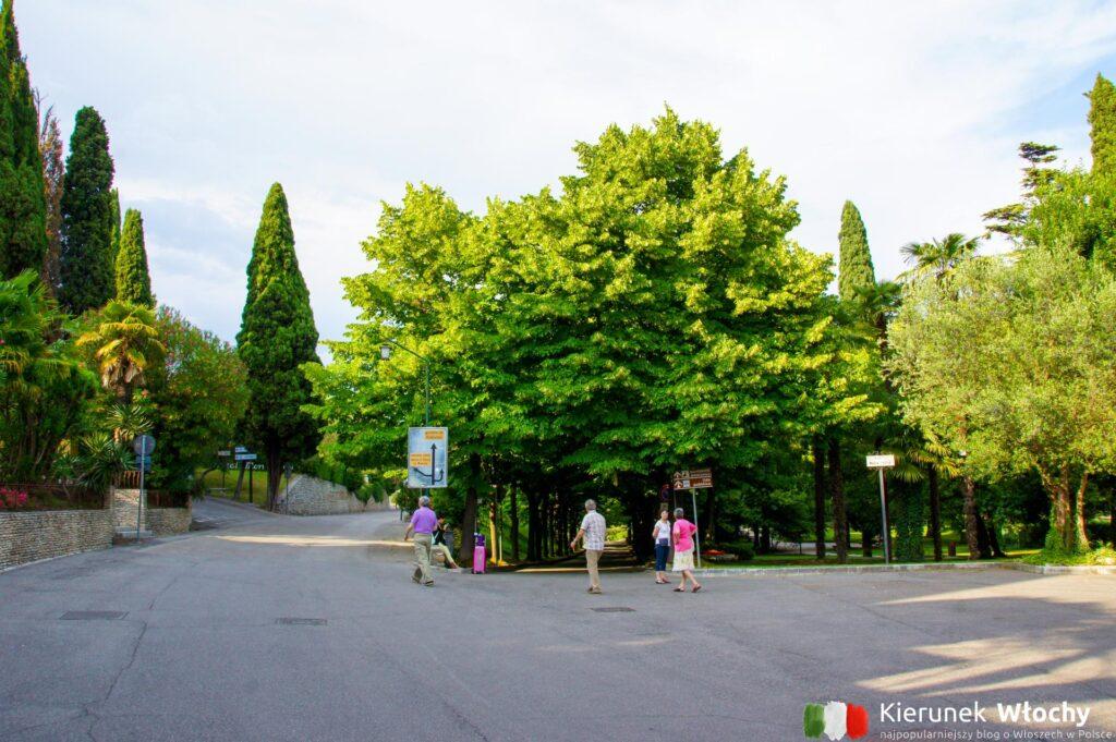 Park imienia Marii Callas (fot. Łukasz Ropczyński, kierunekwlochy.pl)