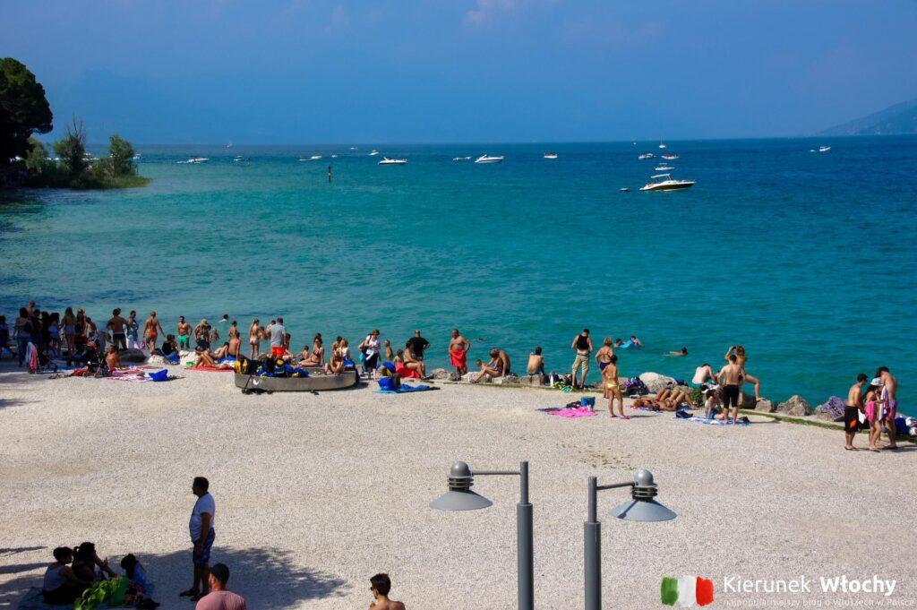 darmowa plaża Spiaggia del Prete (fot. Łukasz Ropczyński, kierunekwlochy.pl)