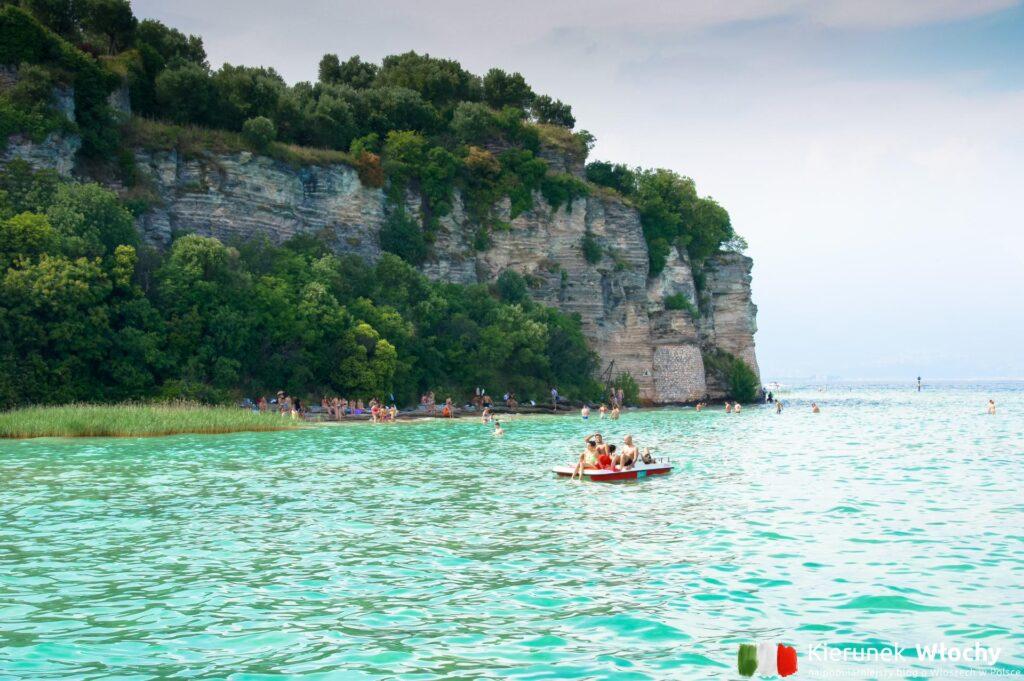 za tym klifem jest Jamaica Beach (fot. Łukasz Ropczyński, kierunekwlochy.pl)