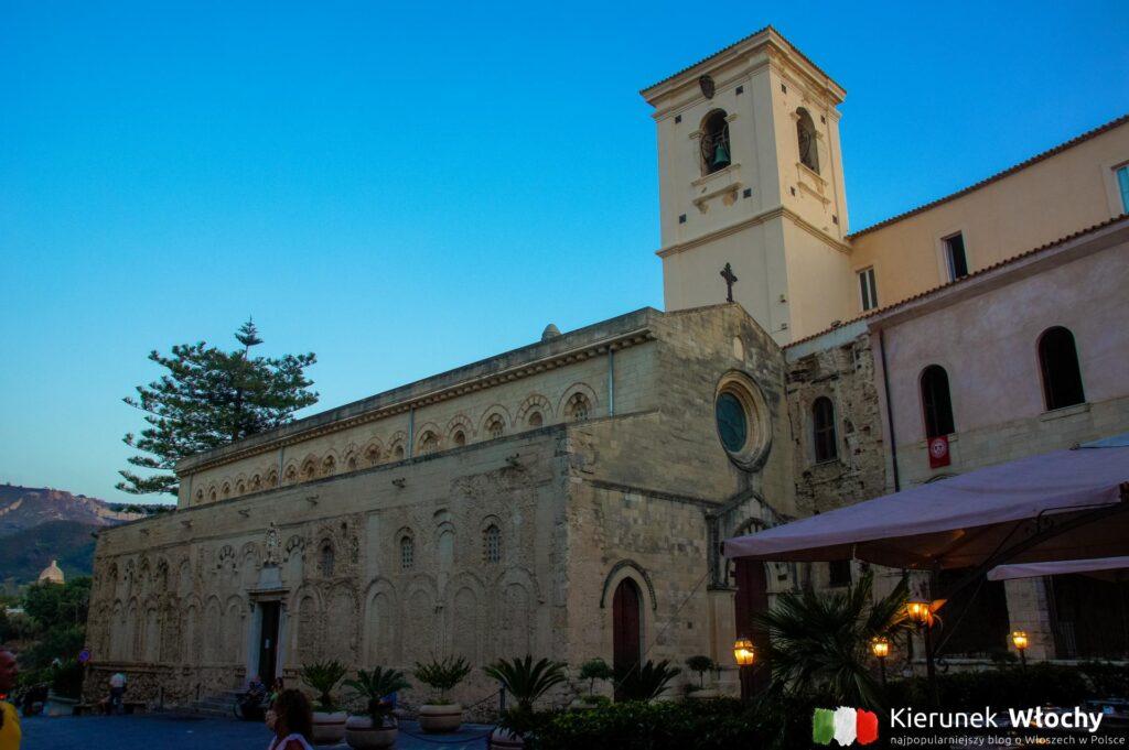 Katedra w Tropei, Kalabria, Włochy (fot. Łukasz Ropczyński, kierunekwlochy.pl)