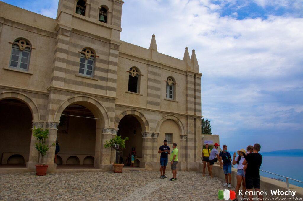 Santa Maria dell'Isola, Tropea, Kalabria, Włochy (fot. Łukasz Ropczyński, kierunekwlochy.pl)