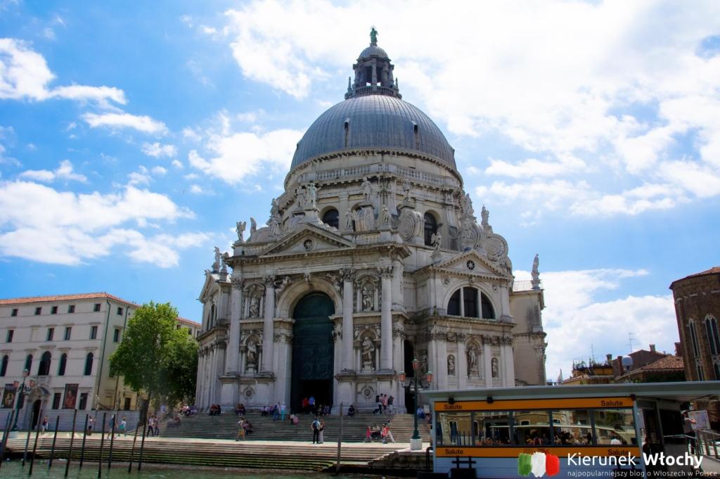 Bazylika Santa Maria Della Salute w Wenecji (fot. Łukasz Ropczyński, kierunekwlochy.pl)