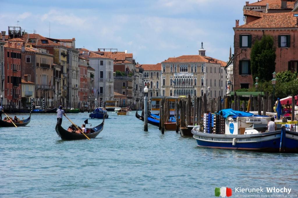 Canal Grande, Wenecja, Włochy (fot. Łukasz Ropczyński, kierunekwlochy.pl)