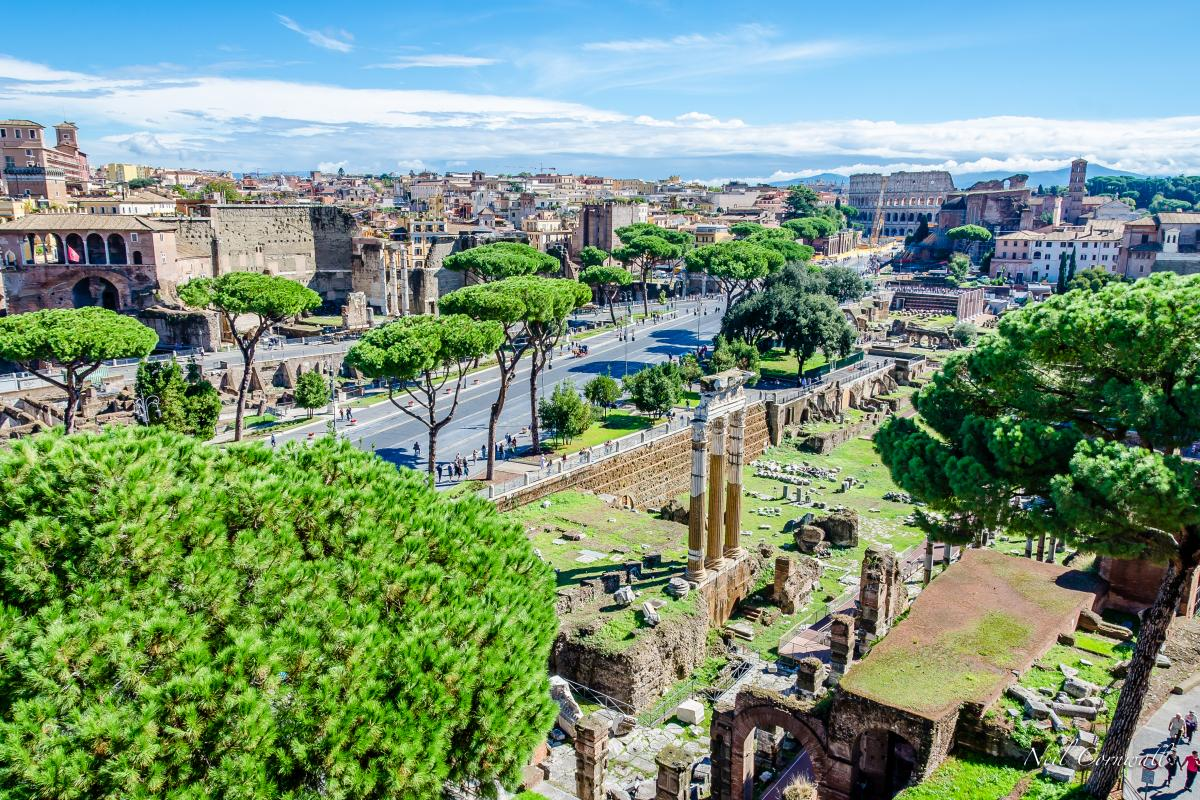 Rzym, Włochy (fot. Neil Cornwall)
