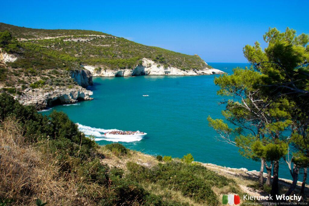 półwysep Gargano, Apulia, Włochy (fot. Ł. Ropczyński, kierunekwlochy.pl)