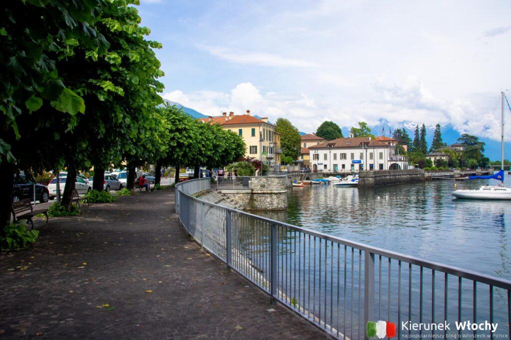 Dongo, jezioro Como, Włochy (fot. Łukasz Ropczyński, kierunekwlochy.pl)