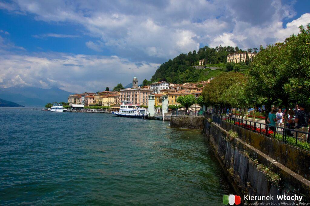 Bellagio, jezioro Como, Włochy (fot. Łukasz Ropczyński, kierunekwlochy.pl)