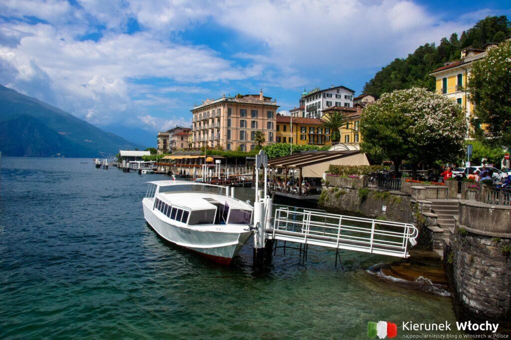 Bellagio nad jeziorem Como, Włochy (fot. Łukasz Ropczyński, kierunekwlochy.pl)