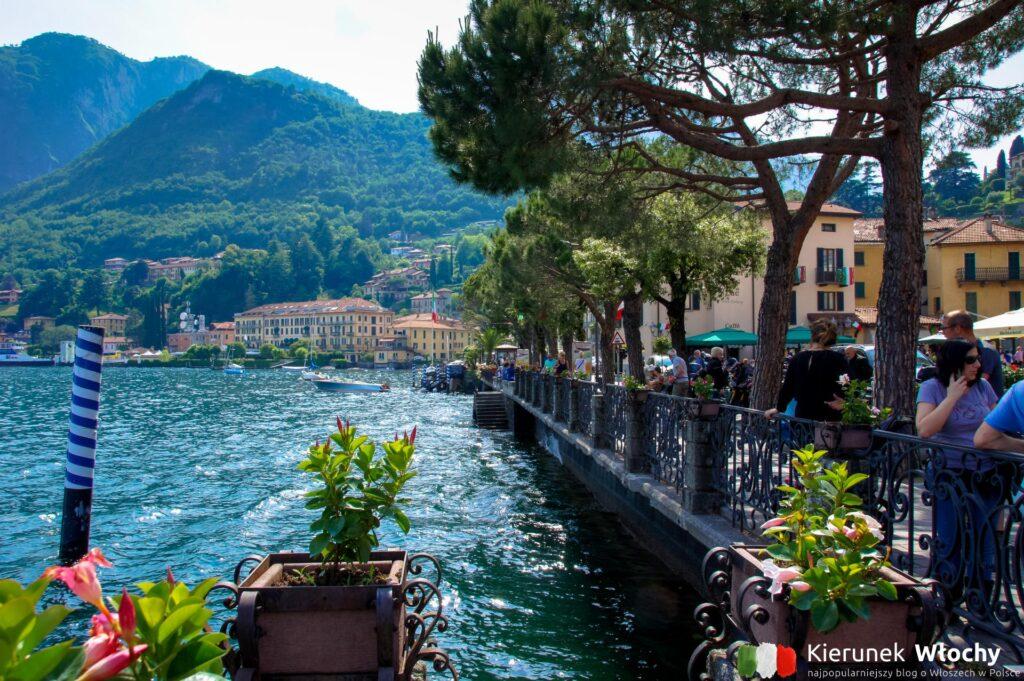 Menaggio, jezioro Como, Włochy (fot. Łukasz Ropczyński, kierunekwlochy.pl)