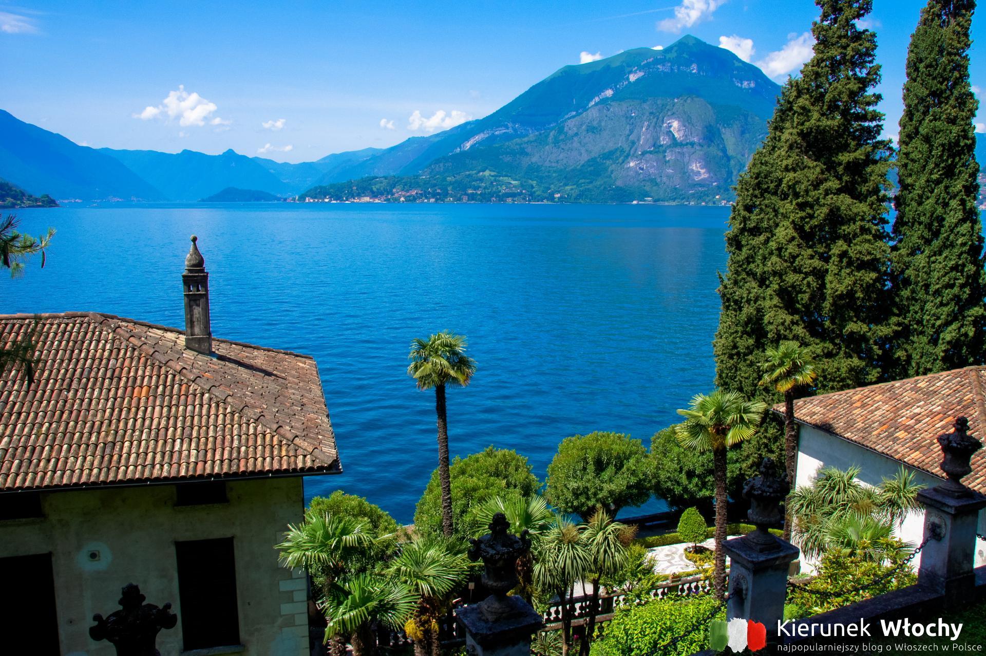 Lago di Como, Varenna, Włochy (fot. Ł. Ropczyński, kierunekwlochy.pl)