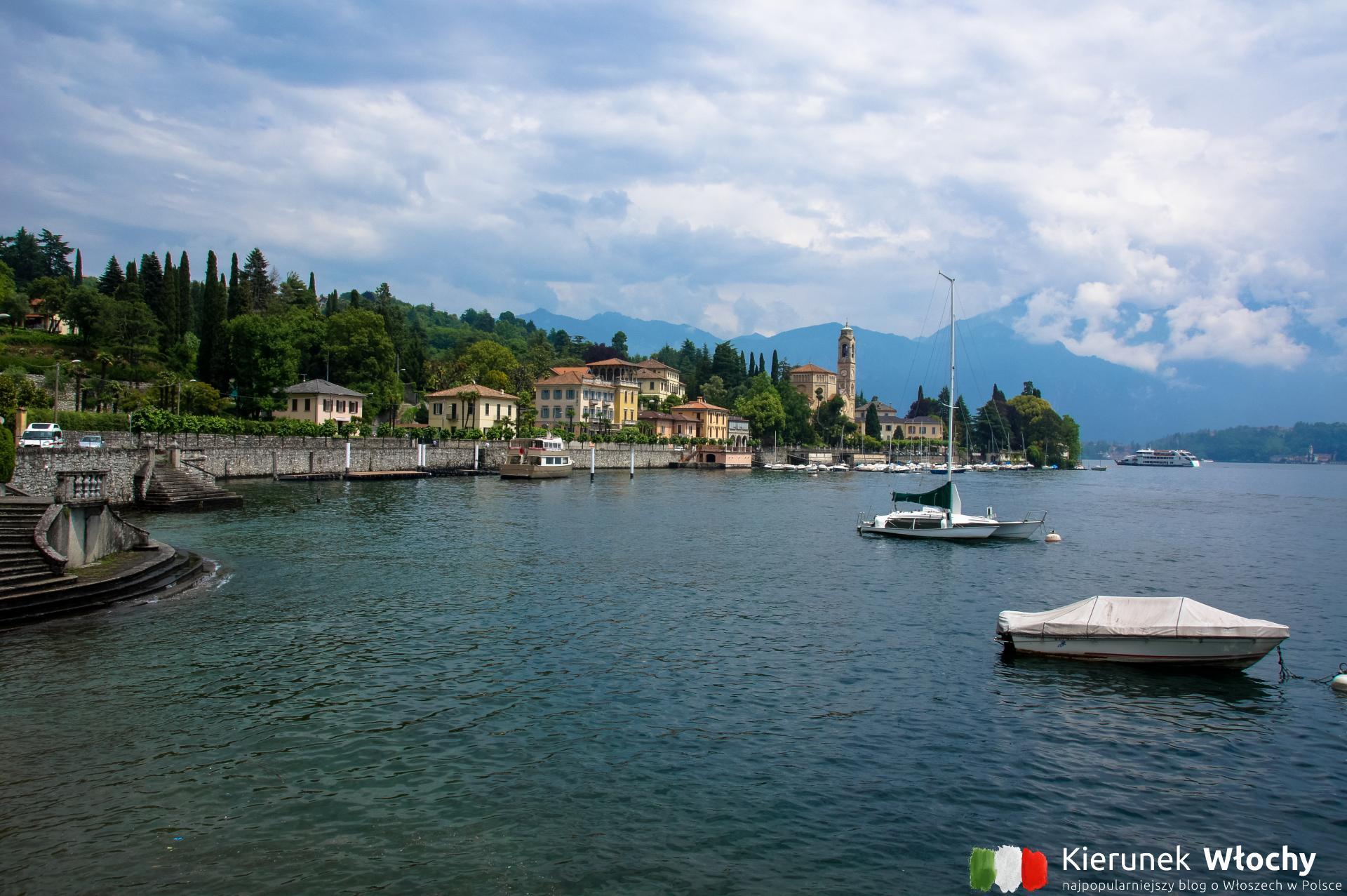 Tremezzo, jezioro Como, Włochy (fot. Ł. Ropczyński, kierunekwlochy.pl)