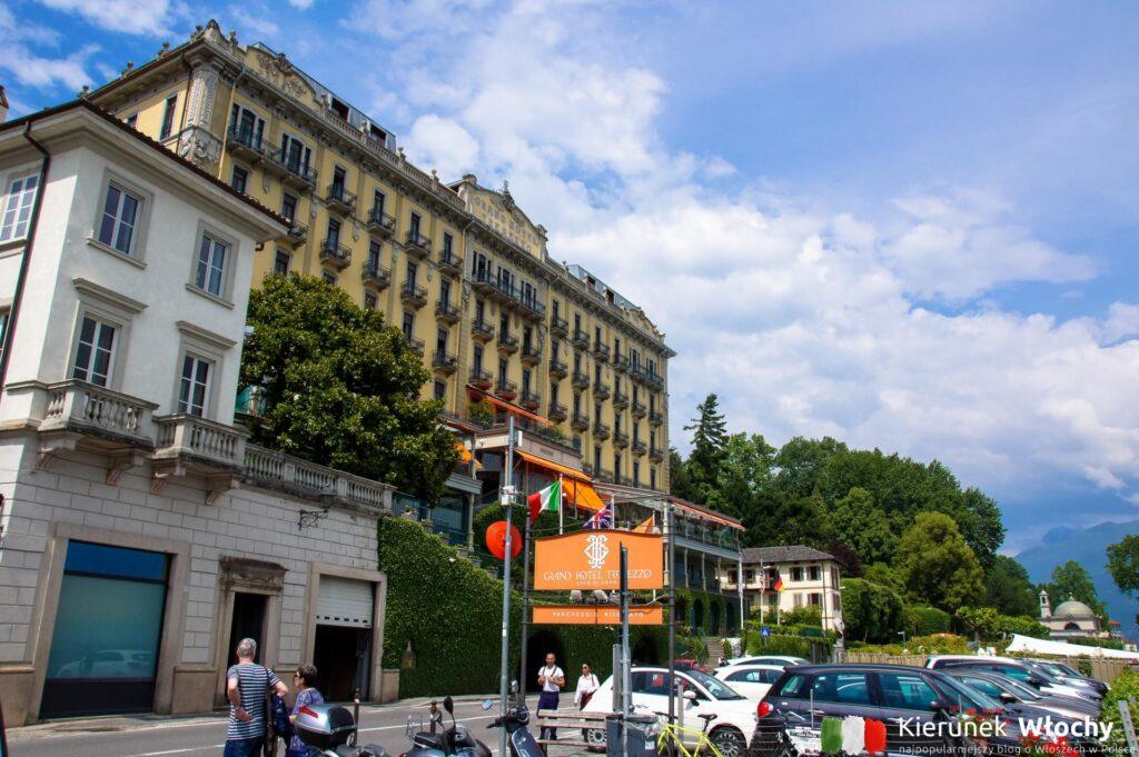 Grand Hotel Tremezzo (fot. Łukasz Ropczyński, kierunekwlochy.pl)