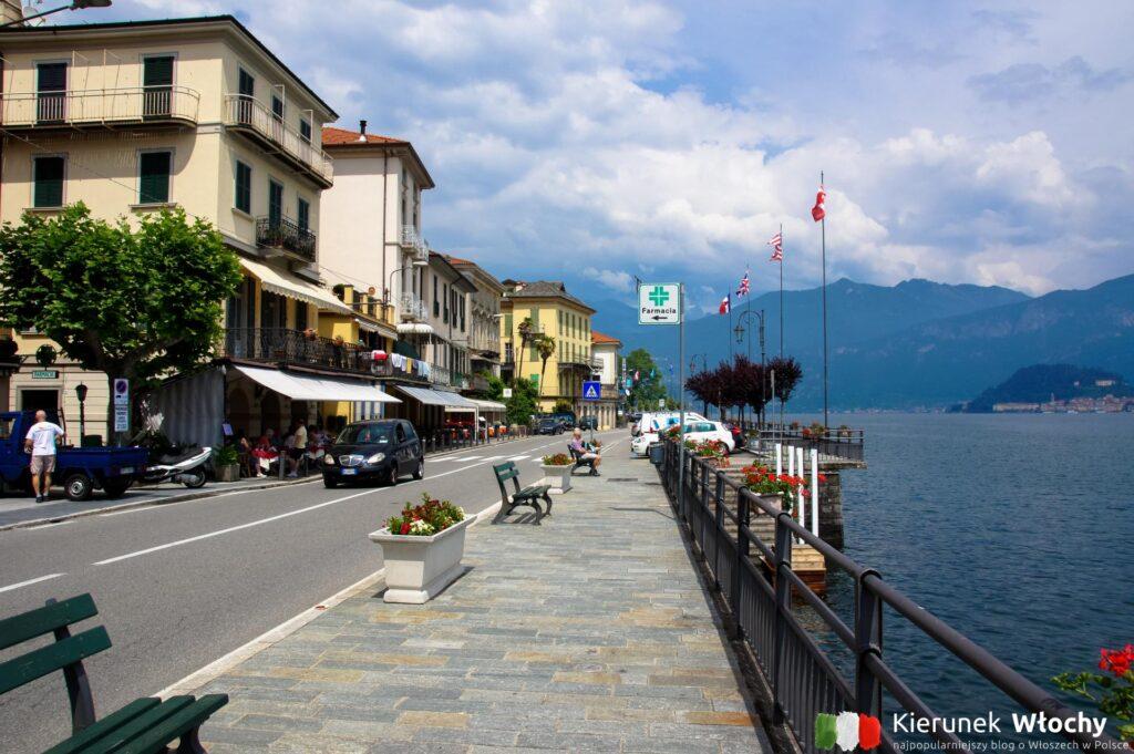 Tremezzo, Lombardia, Włochy (fot. Łukasz Ropczyński, kierunekwlochy.pl)