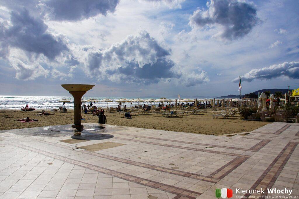 Castiglione della Pescaia, najpiękniejsze plaże Toskanii (fot. Łukasz Ropczyński, kierunekwlochy.pl)