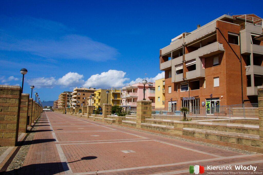 Marina di Grosseto, Toskania, Włochy (fot. Łukasz Ropczyński, kierunekwlochy.pl)