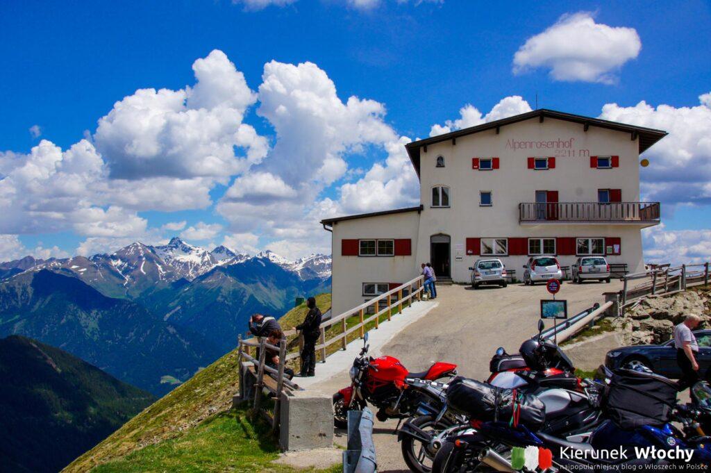 Penser Joch (wł. Passo di Pennes), Włochy (fot. Łukasz Ropczyński, kierunekwlochy.pl)