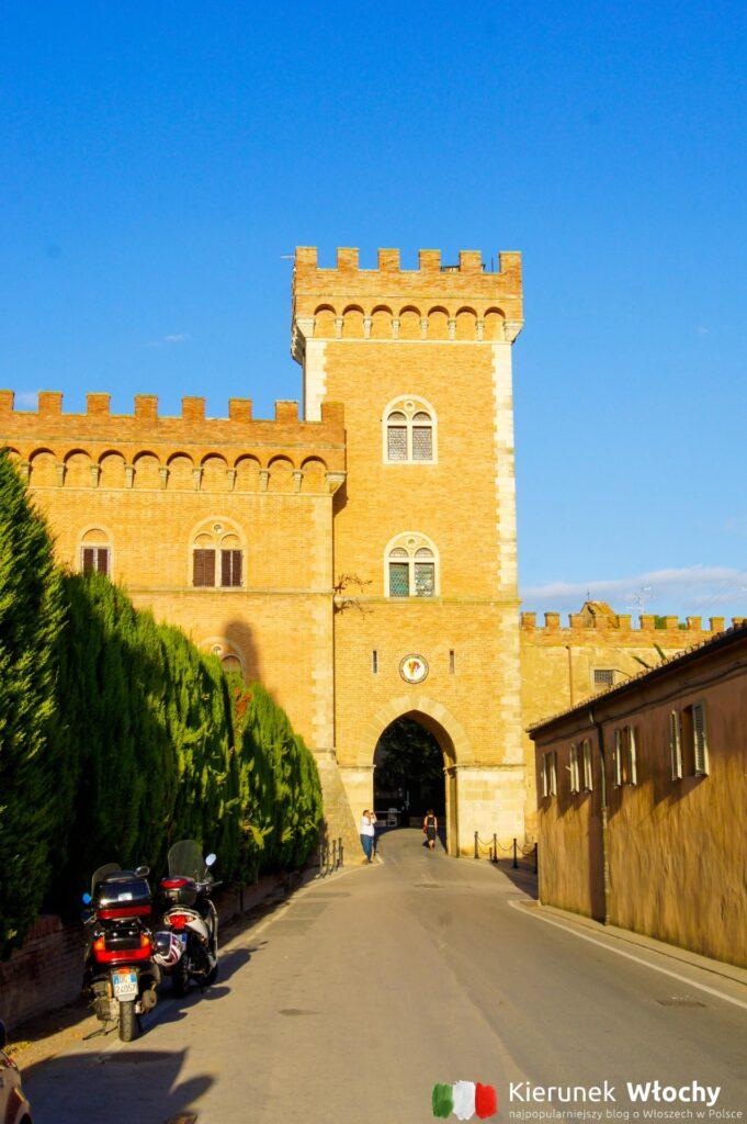 Castello di Bolgheri, Toskania, Włochy (fot. Łukasz Ropczyński, kierunekwlochy.pl)