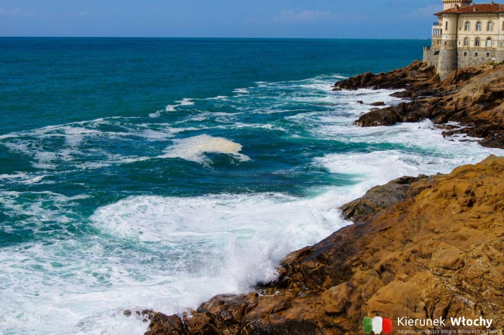 Punta Pacchiano, Włochy (fot. Łukasz Ropczyński, kierunekwlochy.pl)