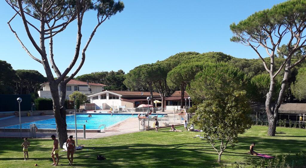 Campeggio del Forte, noclegi w Toskanii, polecany kemping w Marina di Bibbona