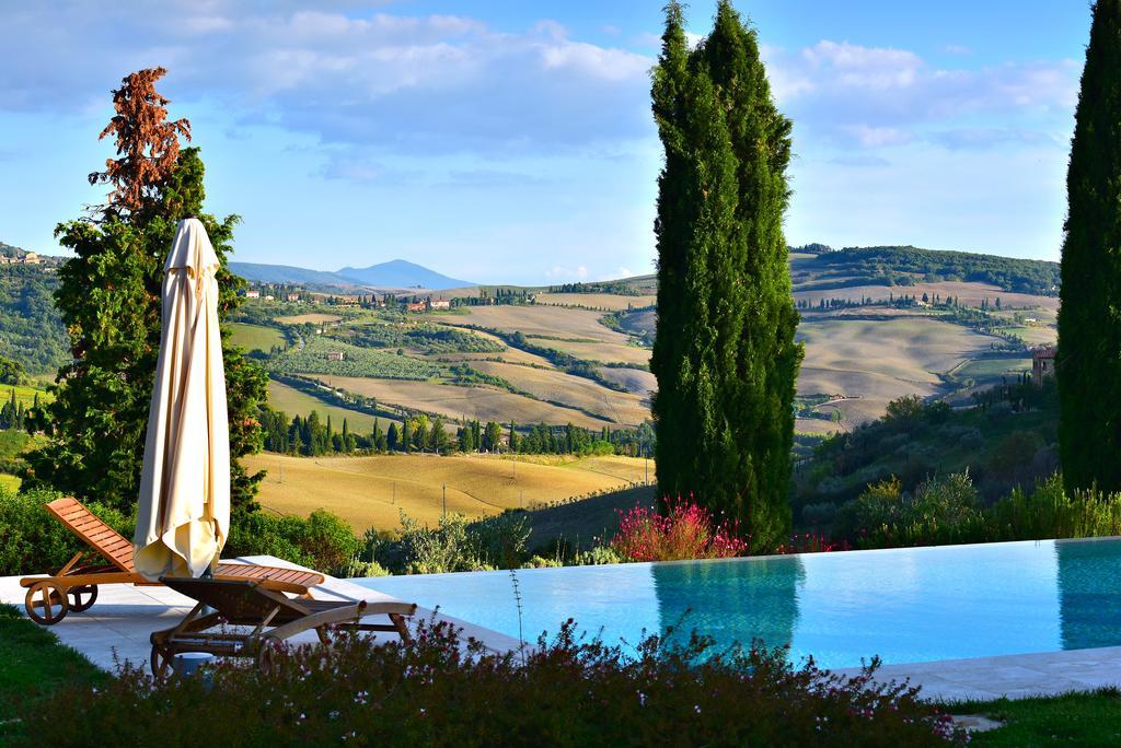 Poggio ai Gelsi, agroturystyka z basenem, Pienza, Toskania