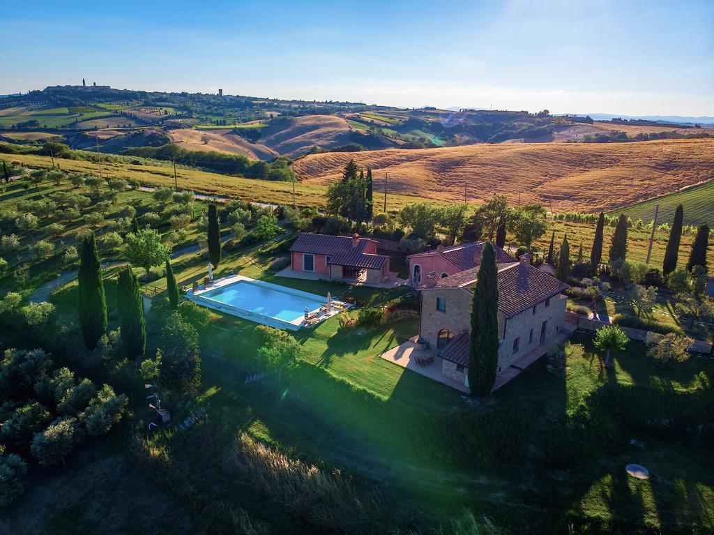 Poggio ai Gelsi, agroturystyka w Toskanii