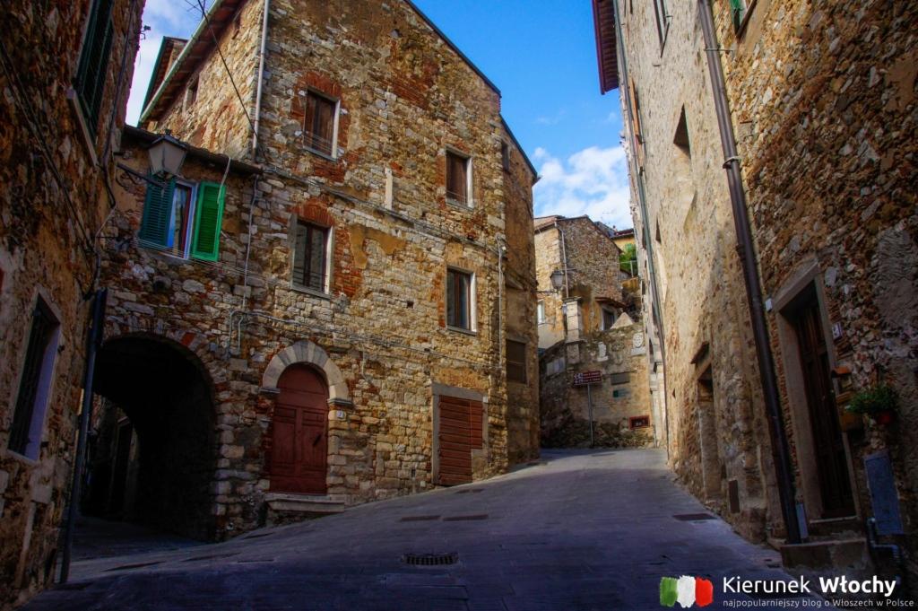 Campiglia Marittima, Toskania, Włochy (fot. Łukasz Ropczyński, kierunekwlochy.pl)
